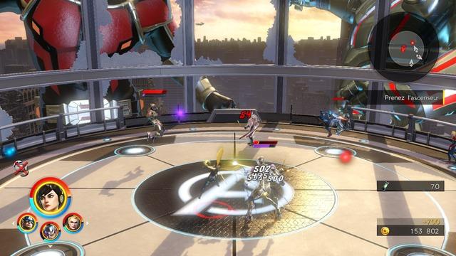 Images de Marvel Ultimate Alliance 3 : The Black Order