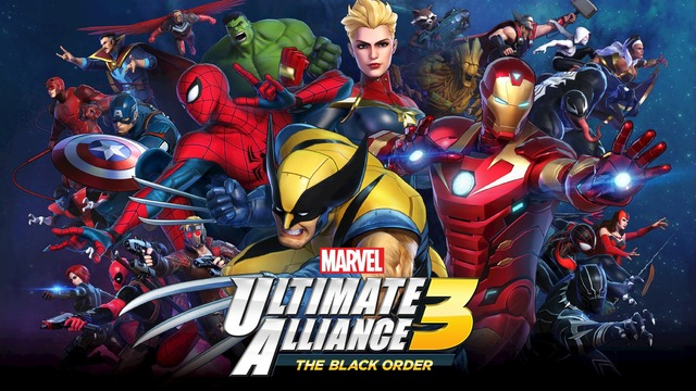 Image de Marvel Ultimate Alliance 3 : The Black Order