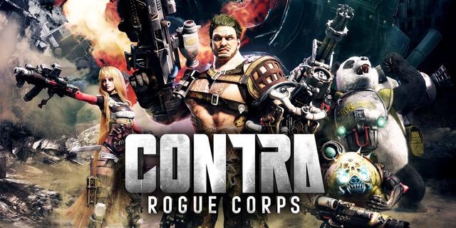 Image de Contra Rogue Corps