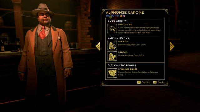 Capone AbilitiesScreenshot