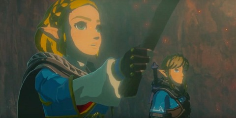 The Legend of Zelda : Breath of the Wild II - Quand The Legend of Zelda : Breath of the Wild se programme une suite