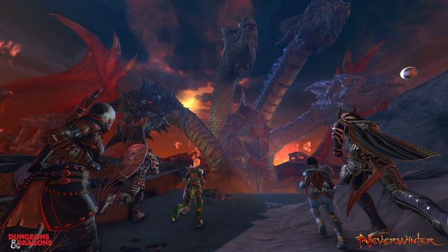 Les dragons à plusieurs têtes, comme Tiamat, ne sont qu'une partie des nombreux ennemis dont il faut se méfier dans Neverwinter