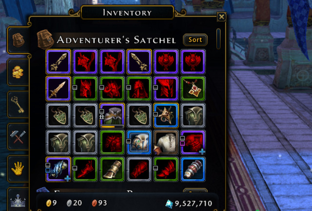 NW Inventory ScreenshotMoyen