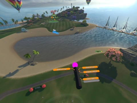 Everybody's Golf VR - Test de Everybody's Golf VR - fairway to heaven ?