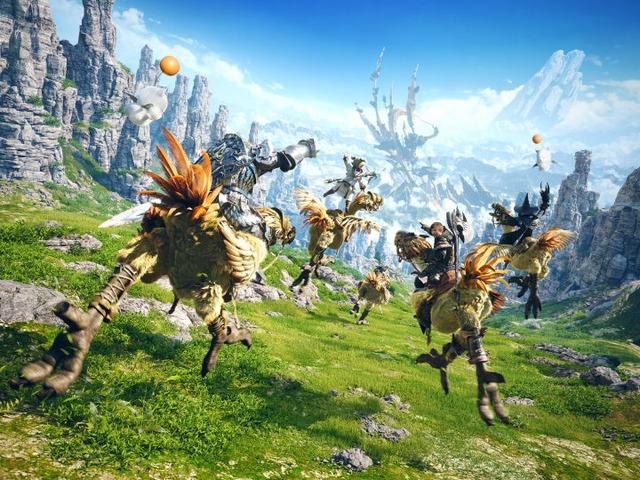 Image de Final Fantasy XIV TV