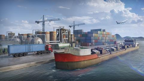 Key visual 4 Heavy industry