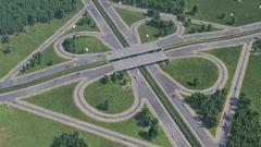 Screenshots alpha 03 highway oneway top