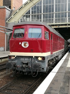 La locomotive de 1934