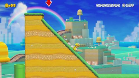 L'univers de Super Mario 3D World apporte des fonctionnalités inédites