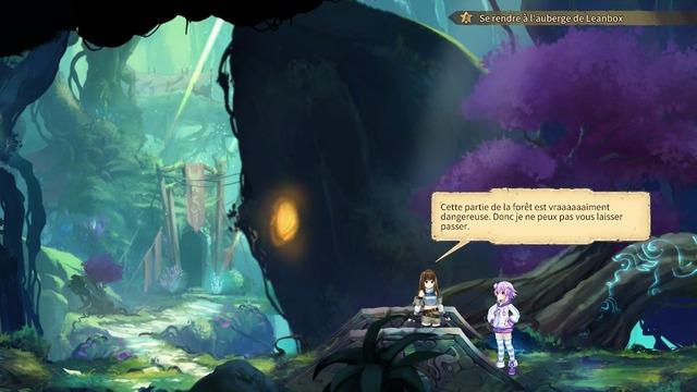 Images de Super Neptunia RPG