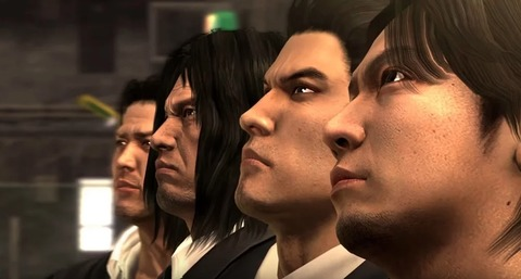 The Yakuza Remastered Collection - Test de The Yakuza Remastered Collection - Kiryu reprend les armes - Màj du 28.02 : ajout de Yakuza 5