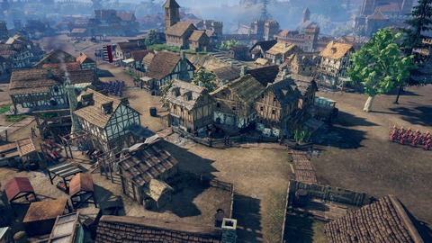 Knights of Honor 2: Sovereign - THQ Nordic annonce son RTS « accessible » Knights of Honor 2: Sovereign