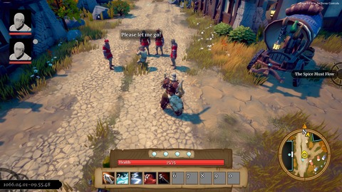 Project Witchstone - Gamescom 2019 - Aperçu de Project Witchstone