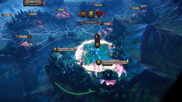 Immortal Realms Gamescom Beta Screen 1