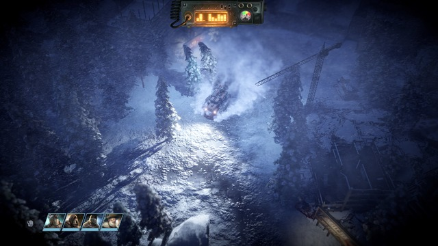 5Wasteland 3 Gamescom 2019   Long and Lonesome Road