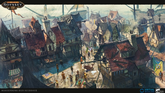 Images de Warhammer Odyssey