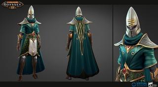 Guerrier fantôme (elfe)