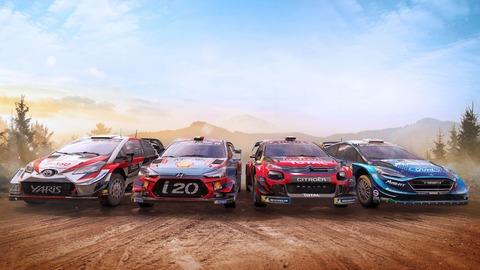 Interview de Alain Jarniou, Game Director, pour la sortie de WRC 8