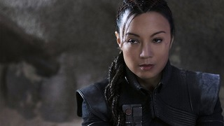 Ming Na Wen dans The Mandalorian