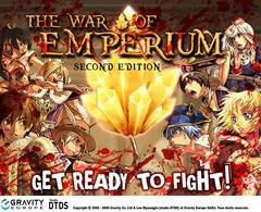 War of Emperium Second Edition
