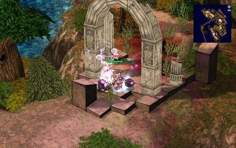 Temple d'Odin - 2eme image