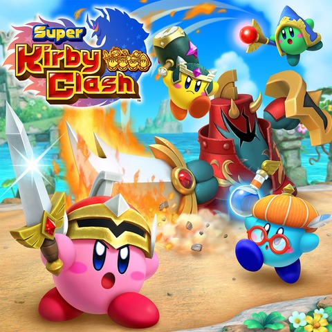 Aperçu de Super Kirby Clash
