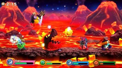 Combat Flame Galboros