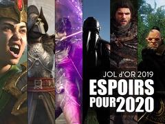 JOL d'Or 2019 : Quel MMORPG attendez-vous en 2020 et au-delà ?