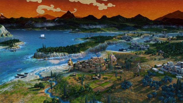 Image d'A Total War Saga: Troy
