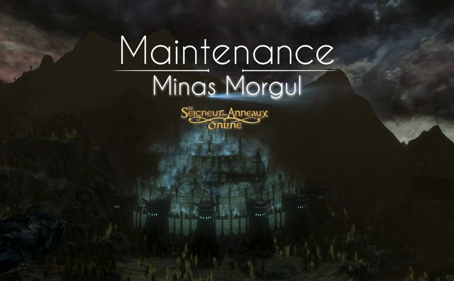 Maintenance Minas Morgul