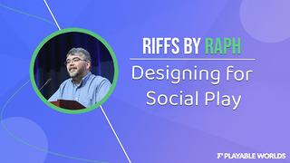 L'importance d'un design « social » selon Raphael Koster