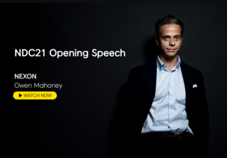 NDC 2021 - Owen Mahoney
