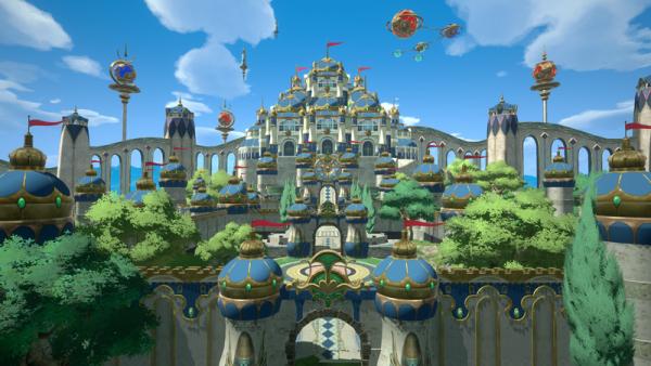 Images de Ni No Kuni: Cross Worlds