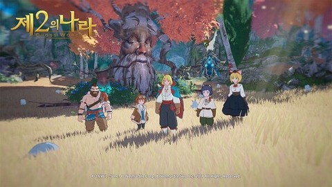 Ni No Kuni: Cross Worlds - Le MMORPG mobile Ni no Kuni: Cross Worlds mise sur la coopération et la communauté