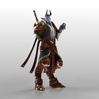 Shadowlands Character Still Sire Denathrius 4KMoyen