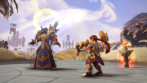 World of Warcraft: Shadowlands - World of Warcraft: Shadowlands sera lancé le 27 octobre prochain