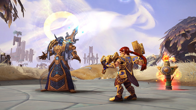 Images de World of Warcraft: Shadowlands