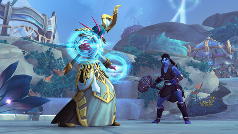 World of Warcraft: Shadowlands - Blizzard déploie le pré-patch de WOW: Shadowlands – tant bien que mal