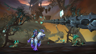 World of Warcraft: Shadowlands - Chaînes de la Domination