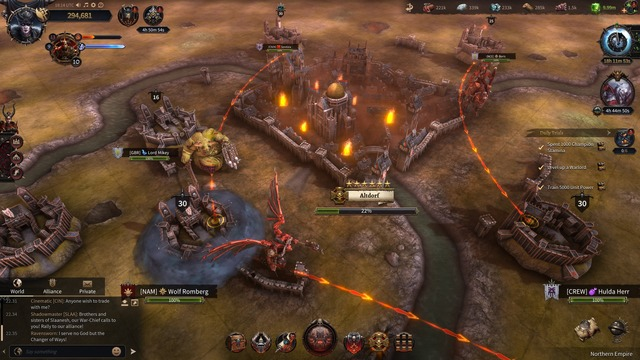 Images de Warhammer Chaos And Conquest