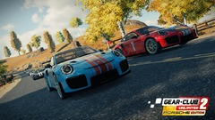 Test de Gear.Club Unlimited 2 Porsche Edition - La course arcade à l'ancienne