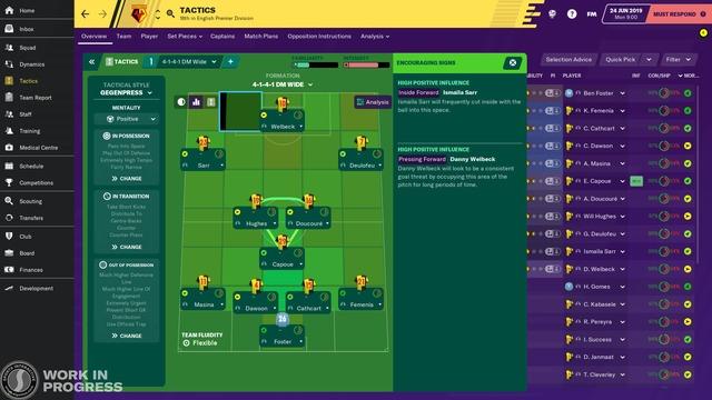 BackroomStaff TacticsScreenFeedback