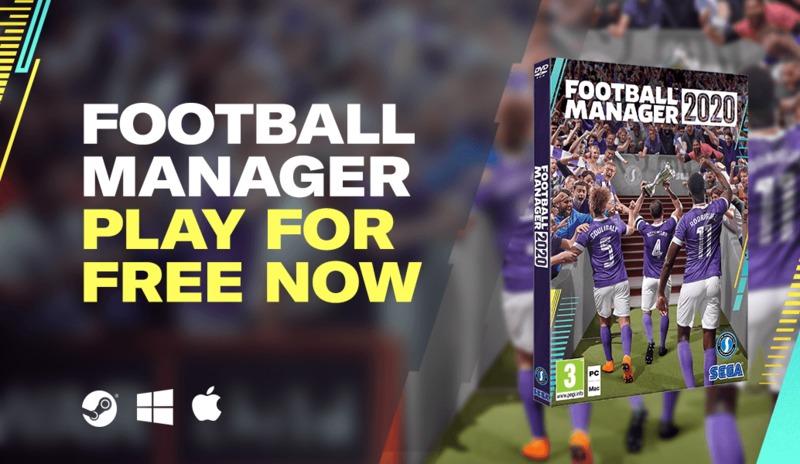 Jouez à Football Manager 2020 gratuitement