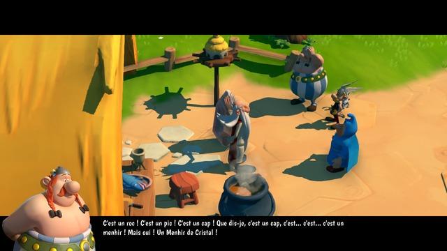 Images d'Astérix et Obélix XXL 3 : Le Menhir de Cristal