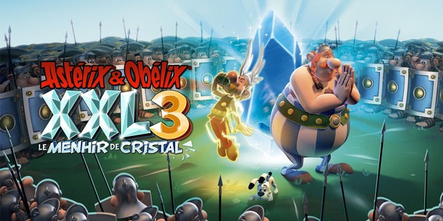 Image d'Astérix et Obélix XXL 3 : Le Menhir de Cristal