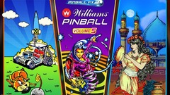Test de Williams Pinball: Volume 5 - À table