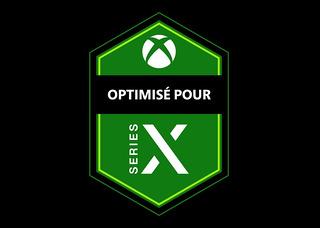 Logo - Optimisé pour Xbox Series X