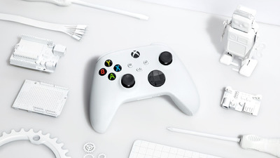 Manette Xbox Series blanche