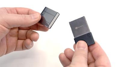 Cartouche d'extension SSD de la Xbox Series X