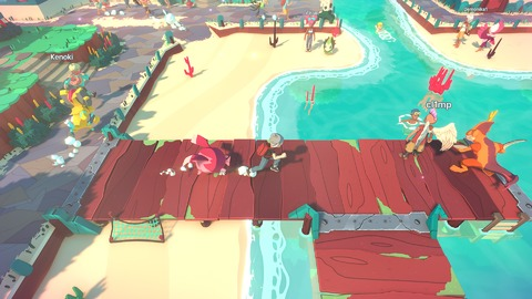 Temtem - Temtem se lancera sur PlayStation 5, Xbox Series X et Switch en 2021